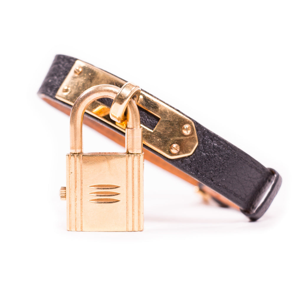Hermes Kelly Watch Bracelet Watches Hermes - Shop authentic pre-owned designer brands online at Re-Vogue
