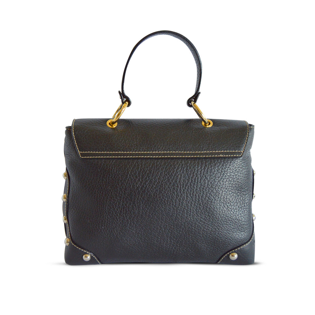 Dolce & Gabbana Leather Handbag - revogue