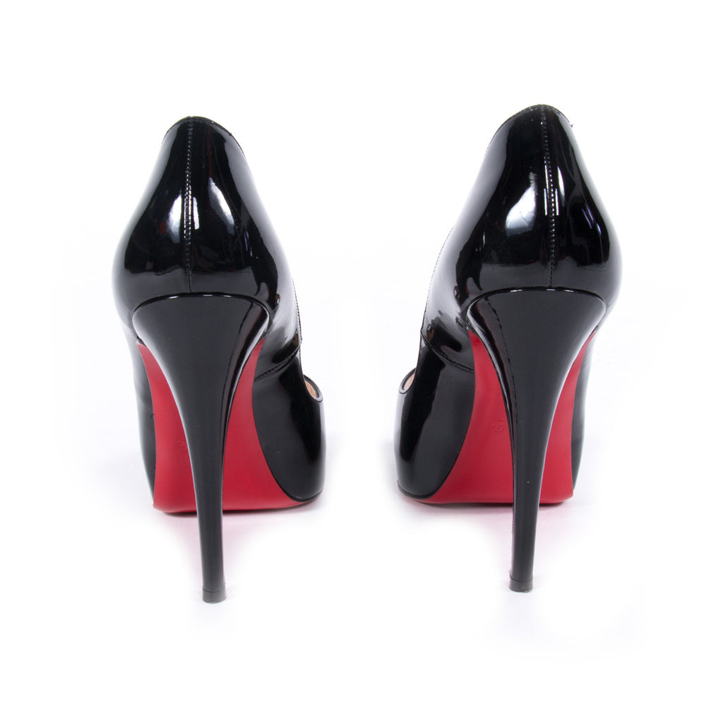 Christian Louboutin New Very Prive Pumps - revogue