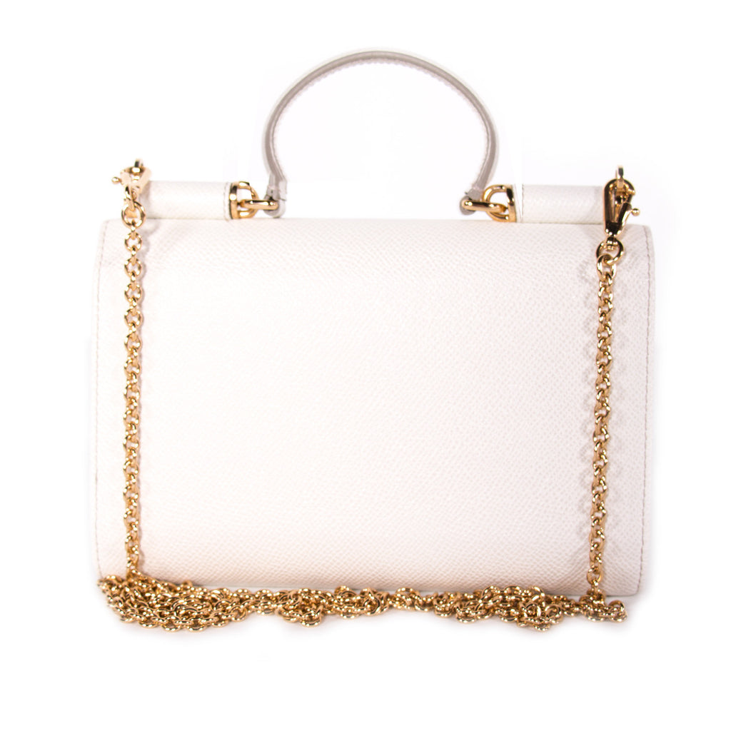 Dolce&Gabbana Sicily Wallet On Chain Bags Dolce & Gabbana - Shop authentic new pre-owned designer brands online at Re-Vogue