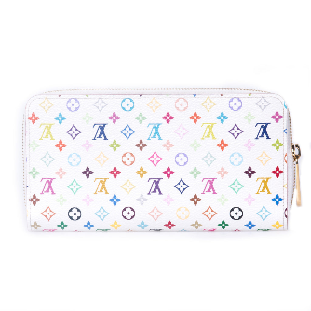 Louis Vuitton Zippy Multicolor Wallet - revogue
