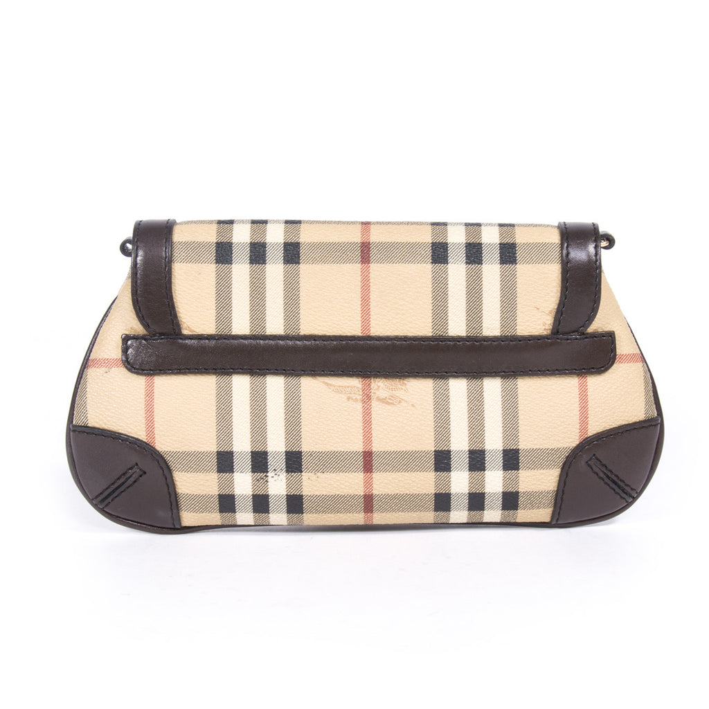 0b217ef0b0f ... Burberry Haymarket Clutch Bags Burberry - Shop authentic new pre-owned  designer brands online at ...