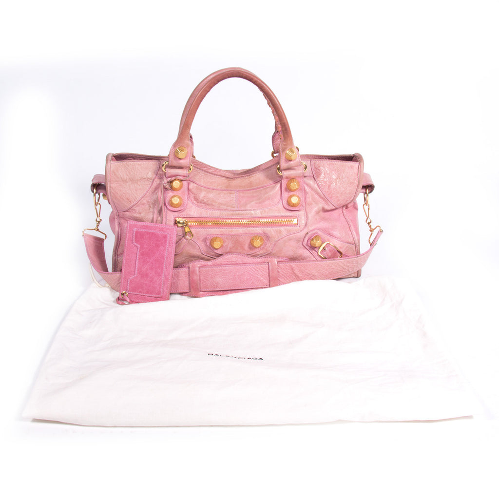 Balenciaga Motocross Giant City Bag Bags Balenciaga - Shop authentic new pre-owned designer brands online at Re-Vogue
