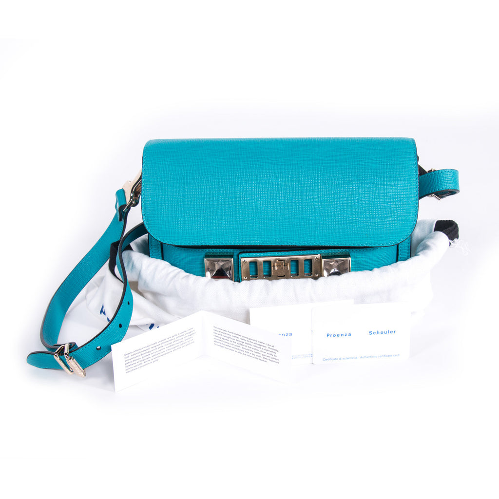 Proenza Schouler PS11 Mini Shoulder Bag Bags Proenza Schouler - Shop authentic new pre-owned designer brands online at Re-Vogue