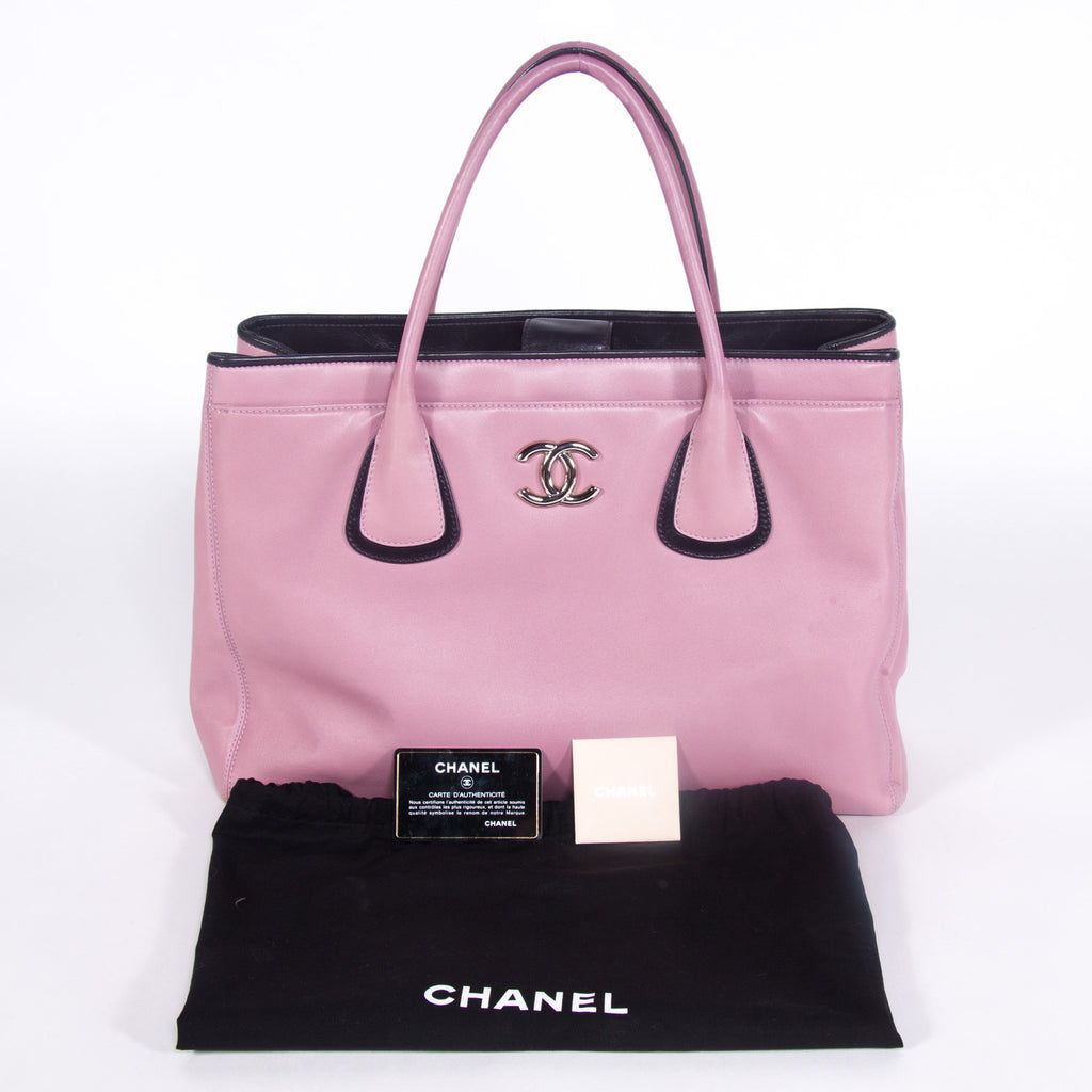 7d5028942d9a ... Chanel Ultra Soft Cerf Tote Bags Chanel - Shop authentic new pre-owned  designer brands ...