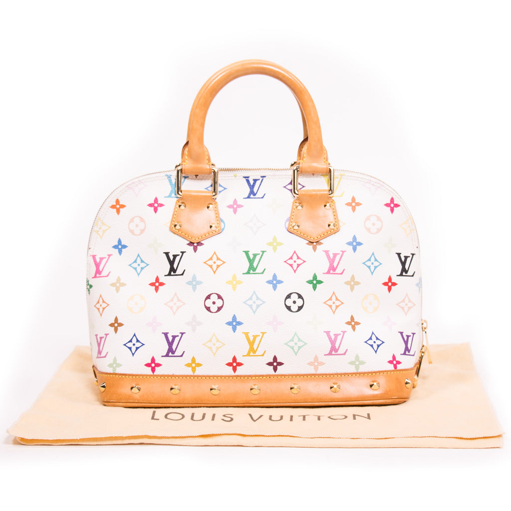 Louis Vuitton Multicolor Alma PM - revogue