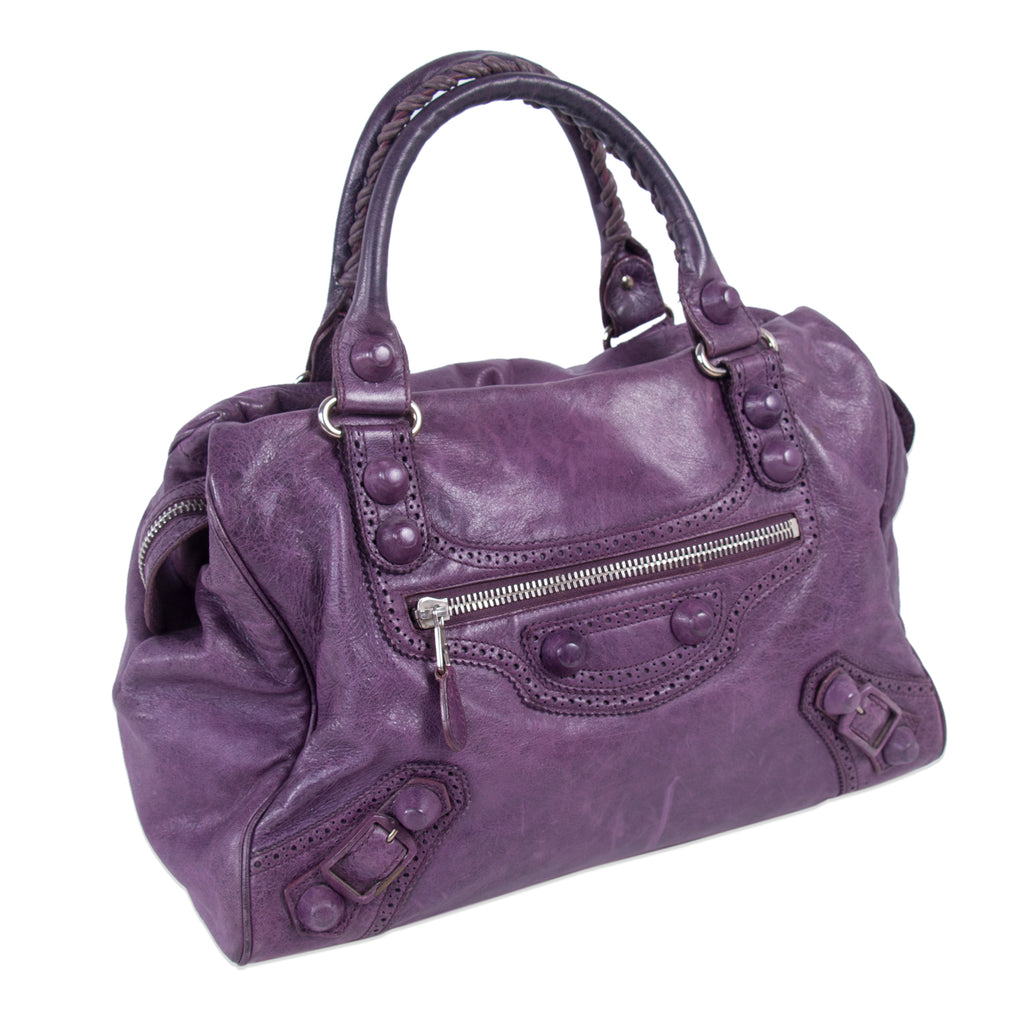 Balenciaga Motocross Giant Midday Bag Bags Balenciaga - Shop authentic new pre-owned designer brands online at Re-Vogue