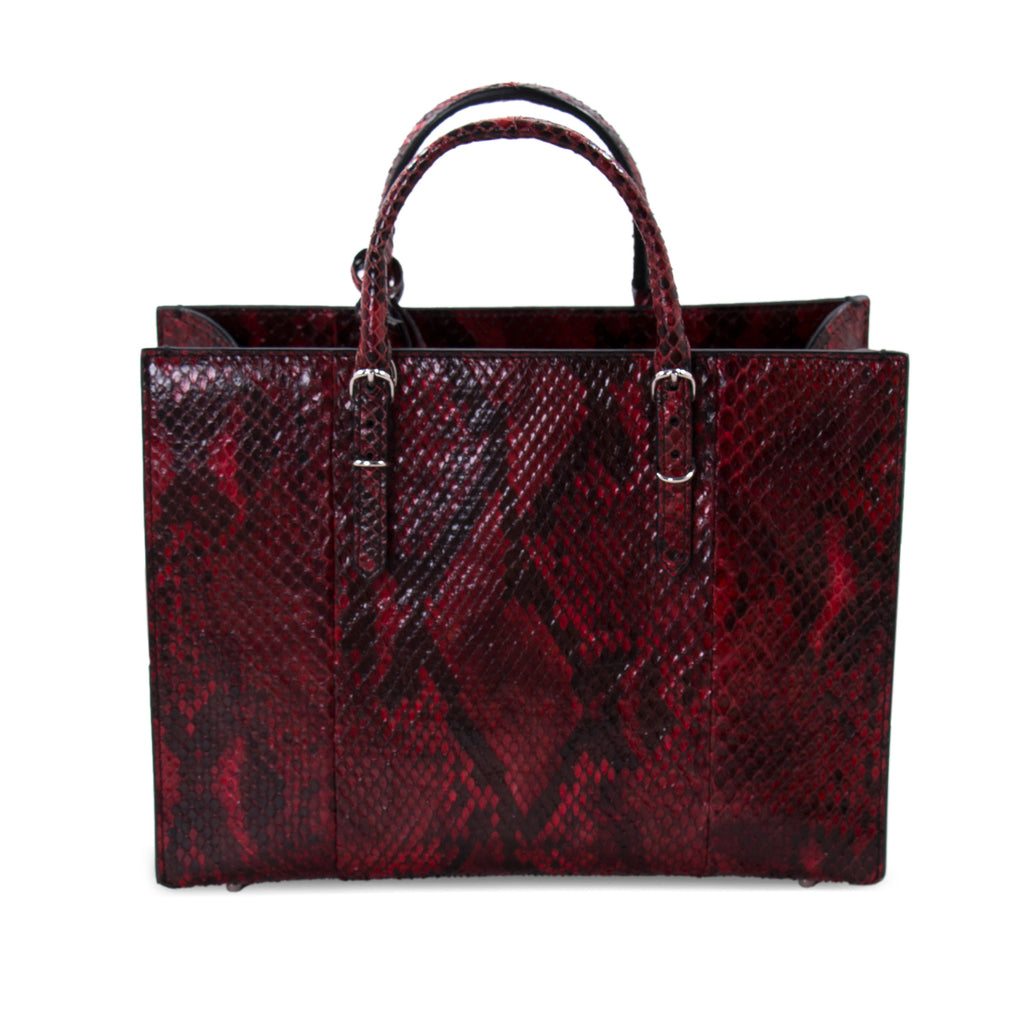 Balenciaga Papier A4 Mini Python Tote Bags Balenciaga - Shop authentic new pre-owned designer brands online at Re-Vogue