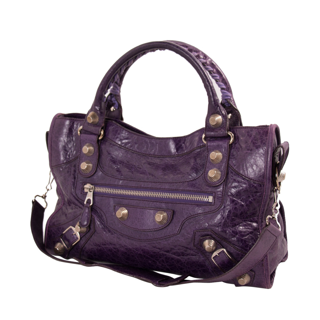 Balenciaga Motocross Giant 21 City Bag Bags Balenciaga - Shop authentic new pre-owned designer brands online at Re-Vogue