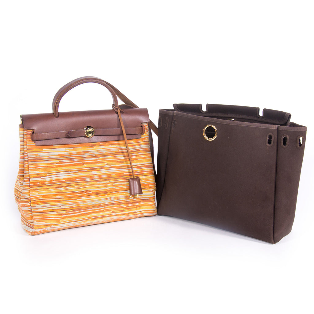Hermes Vibrato Herbag PM Bags Hermes - Shop authentic new pre-owned designer brands online at Re-Vogue