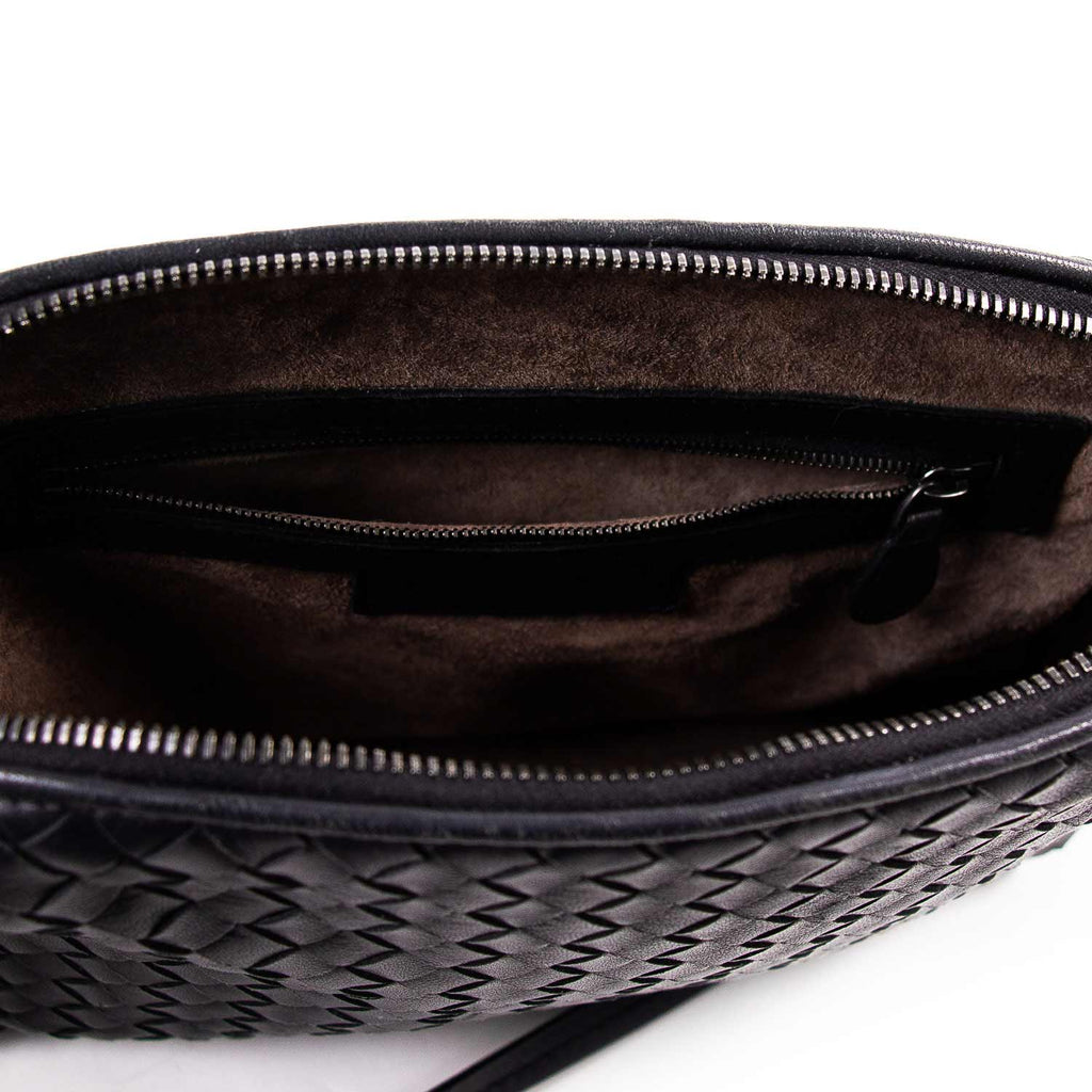 Bottega Veneta Nodini Intrecciato Crossbody Bag Bags Bottega Veneta - Shop authentic new pre-owned designer brands online at Re-Vogue