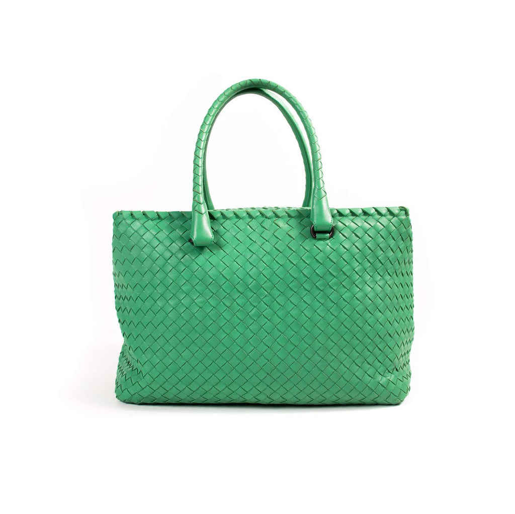 Bottega Veneta Intrecciato Shoulder Bag Bags Bottega Veneta - Shop authentic new pre-owned designer brands online at Re-Vogue