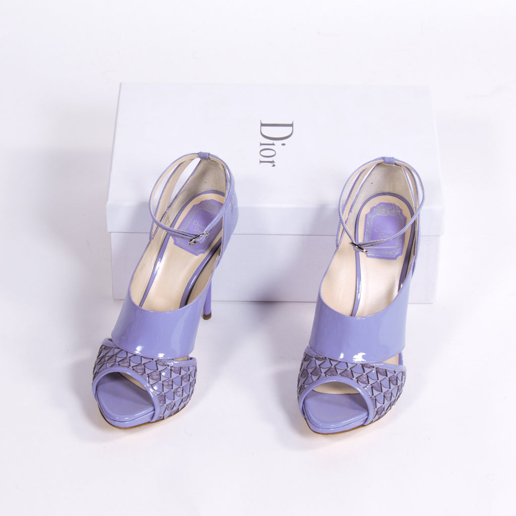 Dior Pin-Up Sandals Shoes Dior - Shop authentic new pre-owned designer  brands ... 53d24b4ecf56d