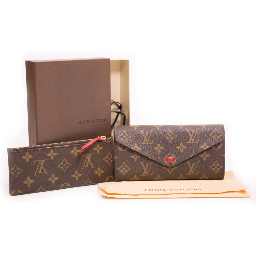 Louis Vuitton Josephine Wallet - revogue