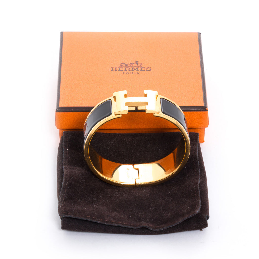 Hermes Clic Clac H Bracelet Accessories Hermès - Shop authentic new pre-owned designer brands online at Re-Vogue