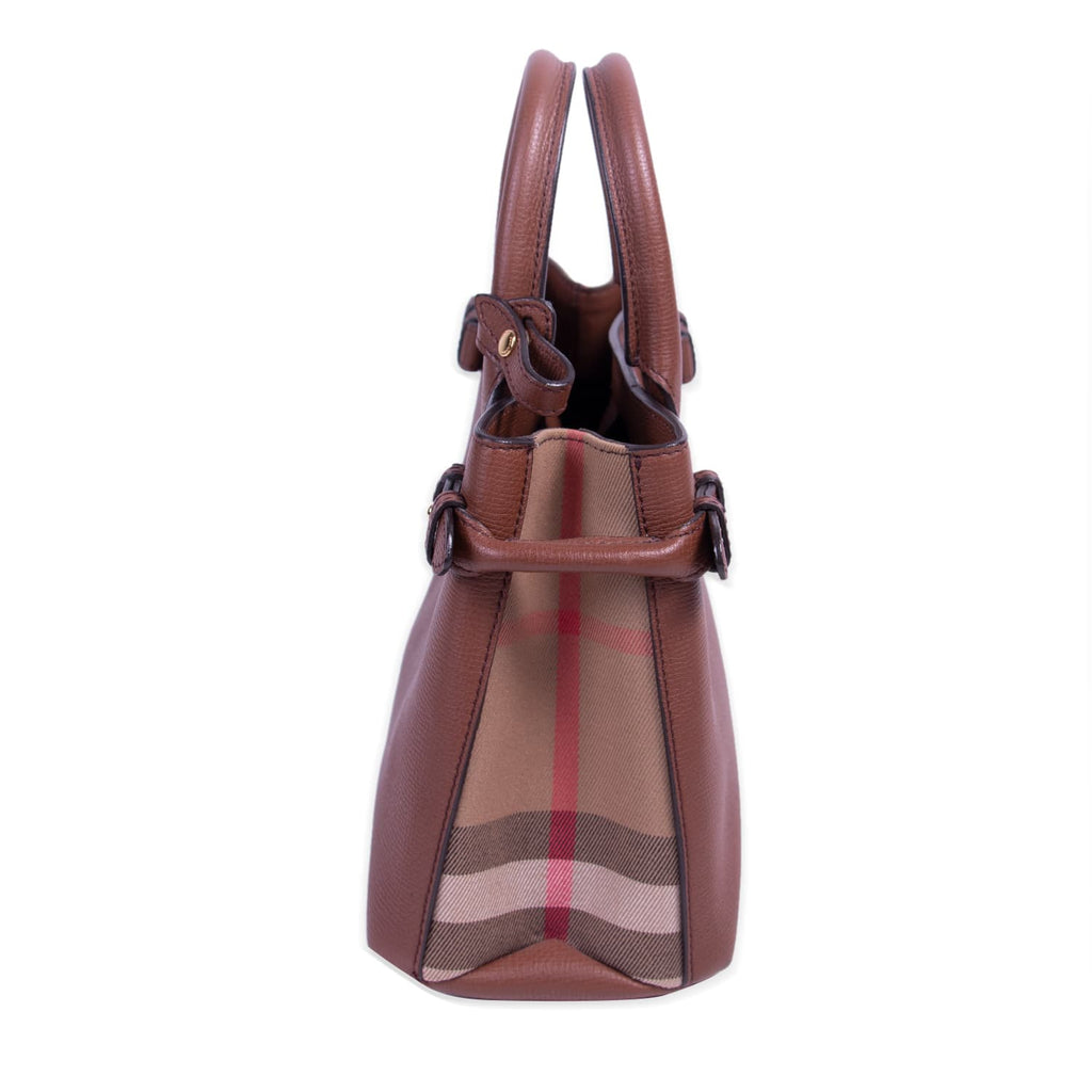 Burberry Small Banner Tote Bag Bags Burberry - Shop authentic new pre-owned designer brands online at Re-Vogue