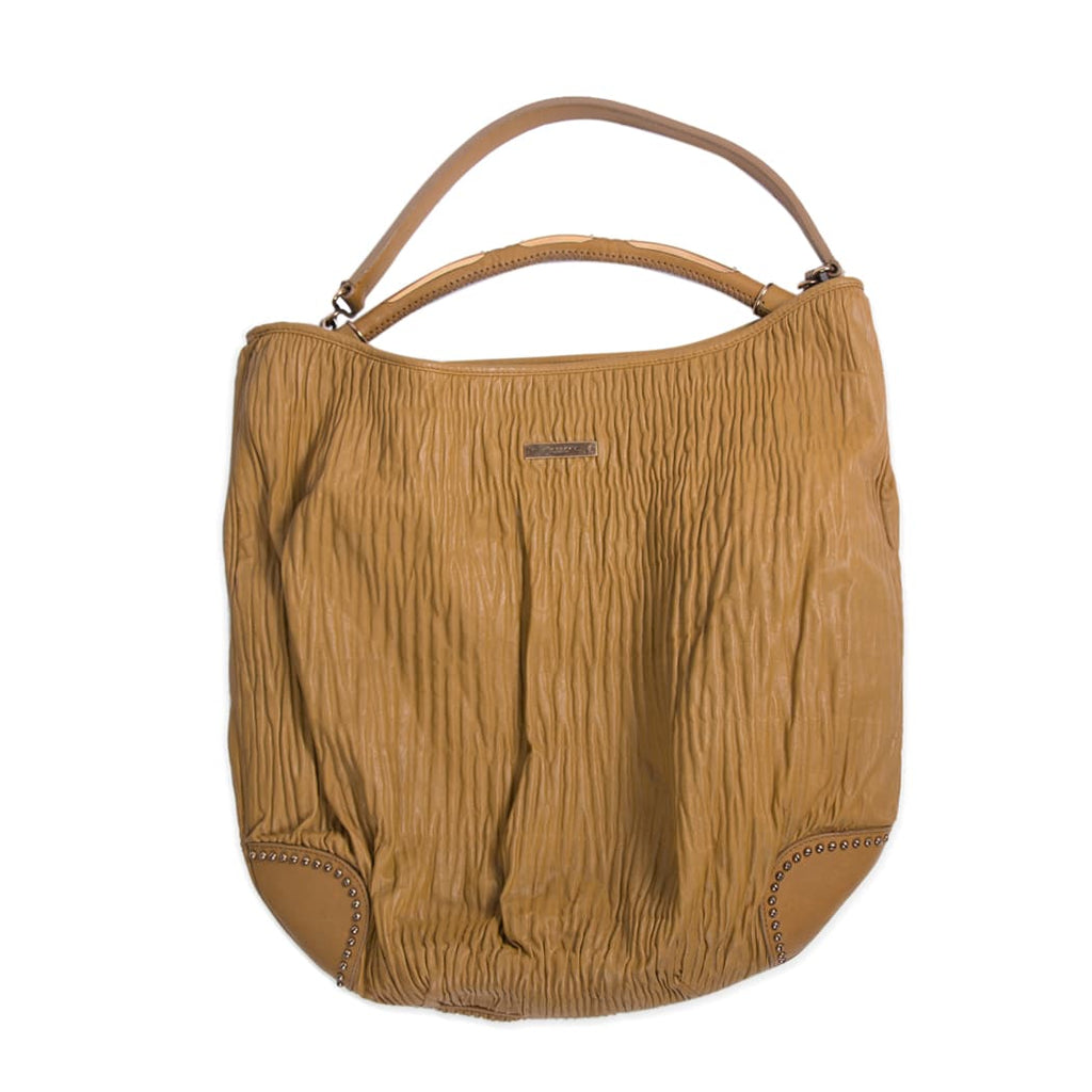 Burberry Oversized Hobo Bag Bags Burberry - Shop authentic new pre-owned designer brands online at Re-Vogue