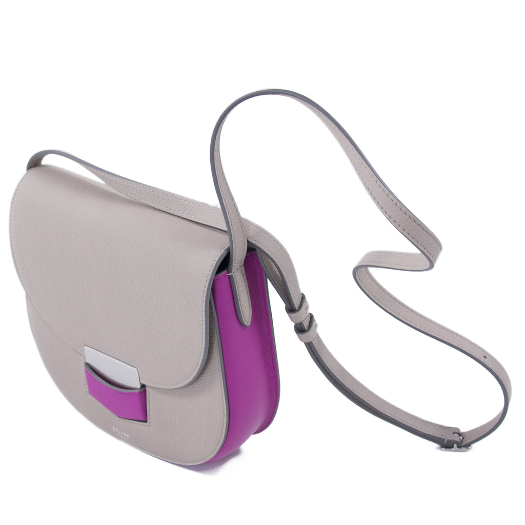 Celine Small Trotteur Cross Body Bag Bags Celine - Shop authentic new pre-owned designer brands online at Re-Vogue