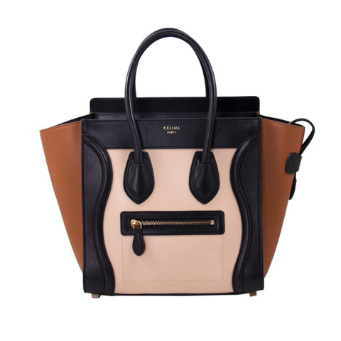 Celine Medium Luggage Phantom Bag