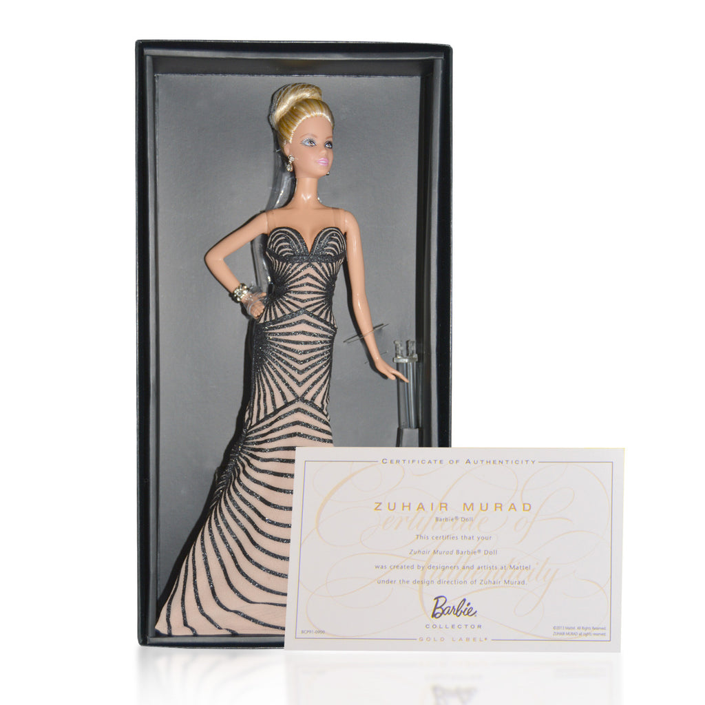 Zuhair Murad Barbie Doll Dolls Zuhair Murad - Shop authentic new pre-owned designer brands online at Re-Vogue
