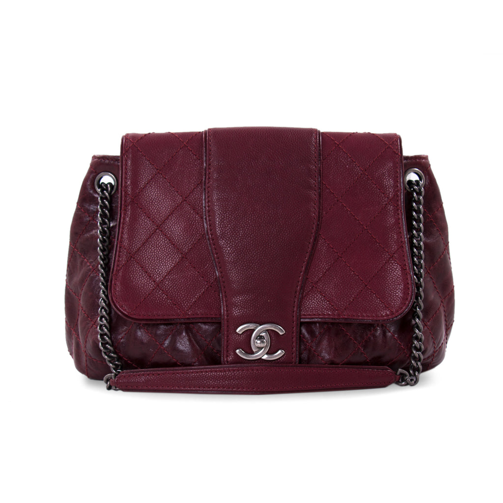 c66904bdfe10 Chanel Accordion CC Flap Bag Bags Chanel - Shop authentic new pre-owned  designer brands