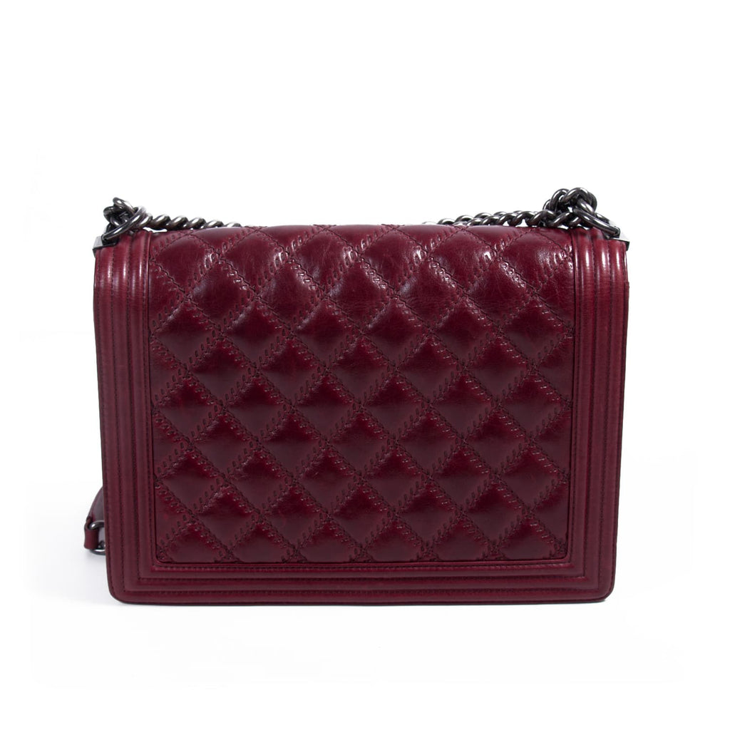 79f32dfde98a ... Chanel Large Boy Bag Bags Chanel - Shop authentic new pre-owned  designer brands online ...