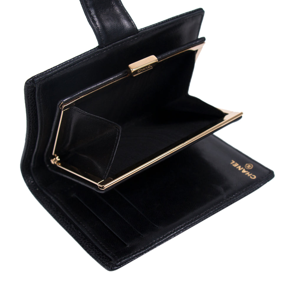 9b56e3fe6ac9 ... Chanel Timeless French Compact Wallet Accessories Chanel - Shop  authentic new pre-owned designer brands ...