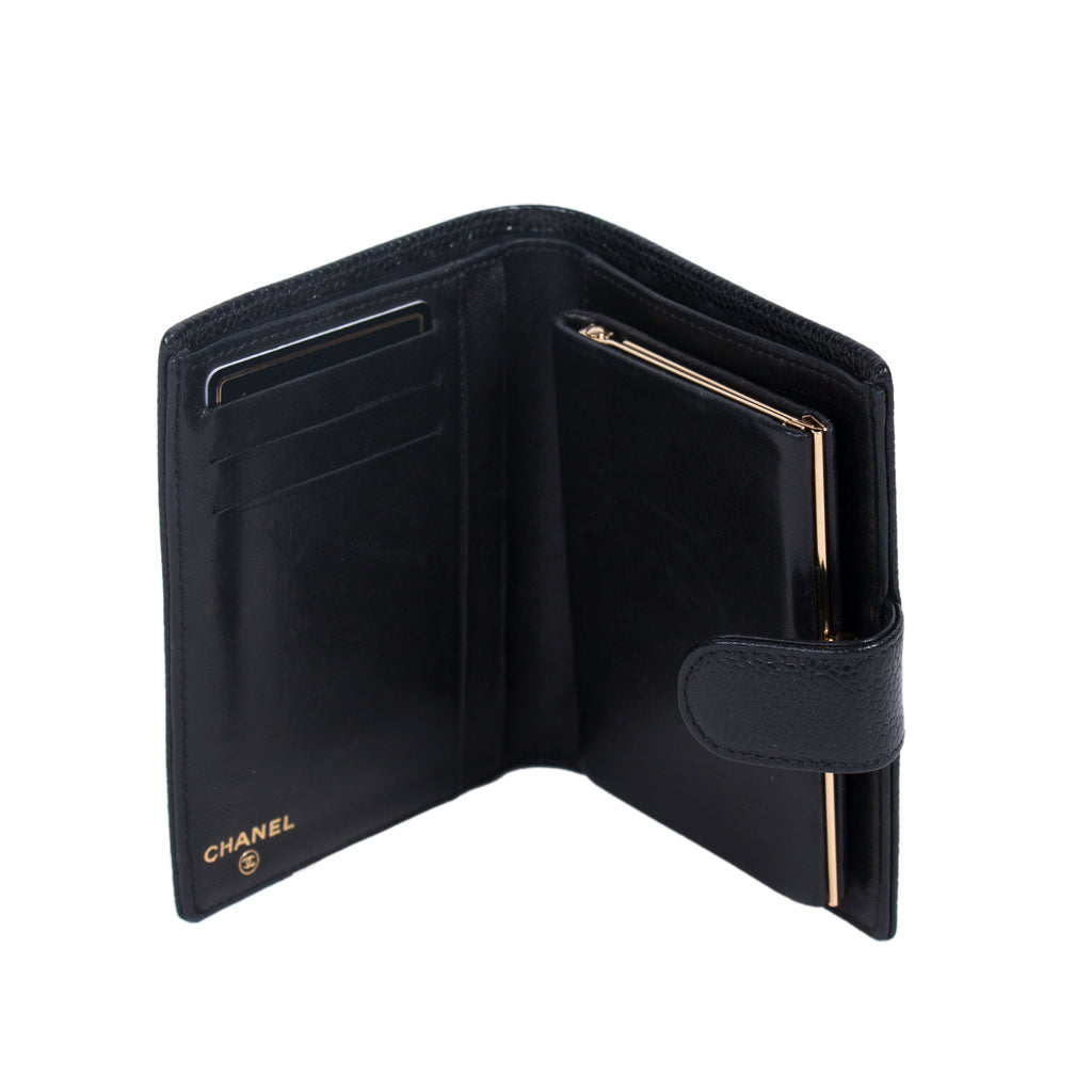 Chanel Timeless French Compact Wallet acc Chanel - Shop authentic new pre-owned designer brands online at Re-Vogue
