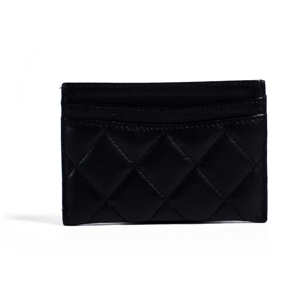 Chanel CC Card Holder Accessories Chanel - Shop authentic new pre-owned designer brands online at Re-Vogue