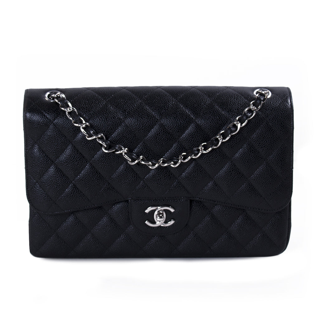 bc7a5a79d39d Chanel Classic Jumbo Double Flap Bag Bags Chanel - Shop authentic new  pre-owned designer