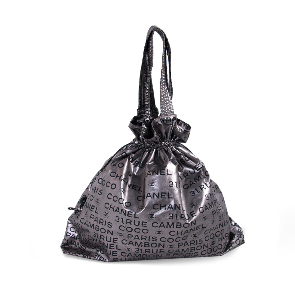 Chanel Unlimited Drawstring Nylon Bag Bags Chanel - Shop authentic new  pre-owned designer brands b8a8e2b429625