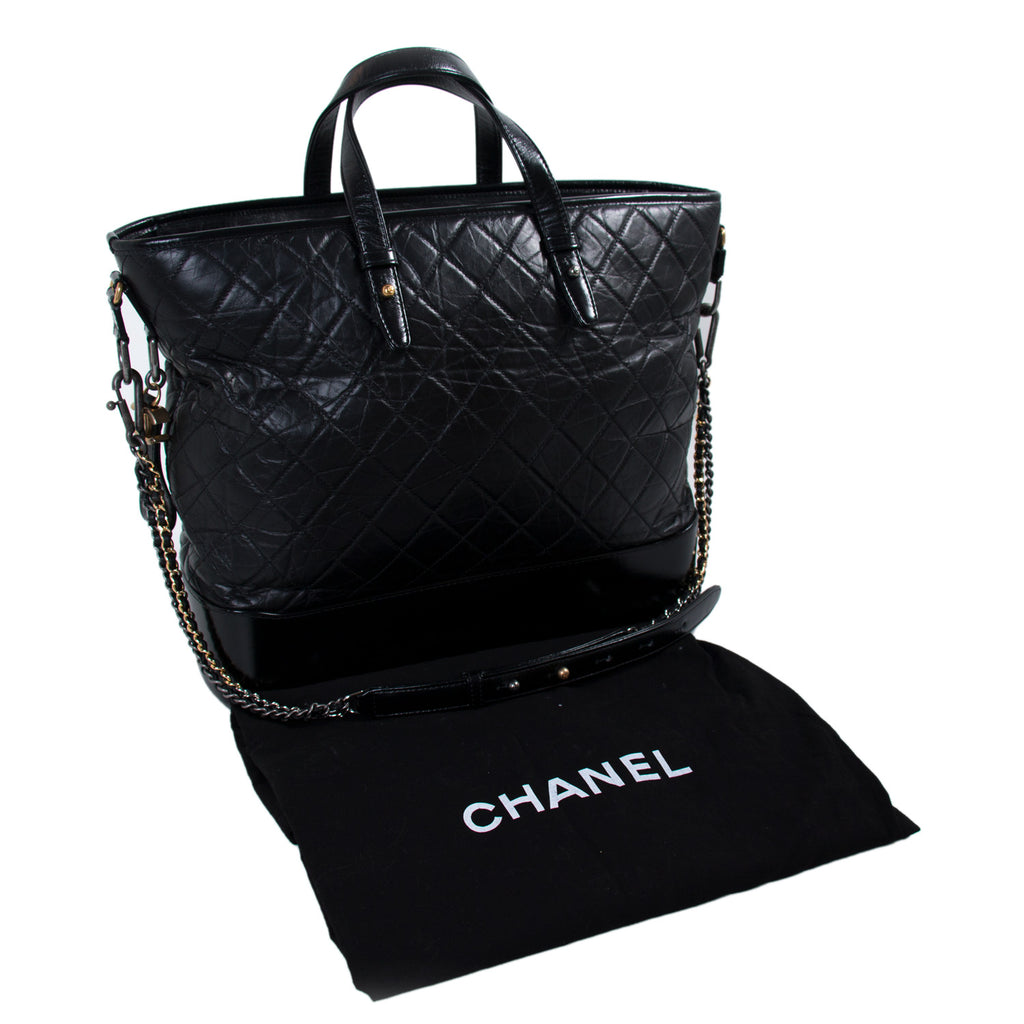 Chanel Gabrielle Large Shopping Tote Bag Bags Chanel - Shop authentic new pre-owned designer brands online at Re-Vogue