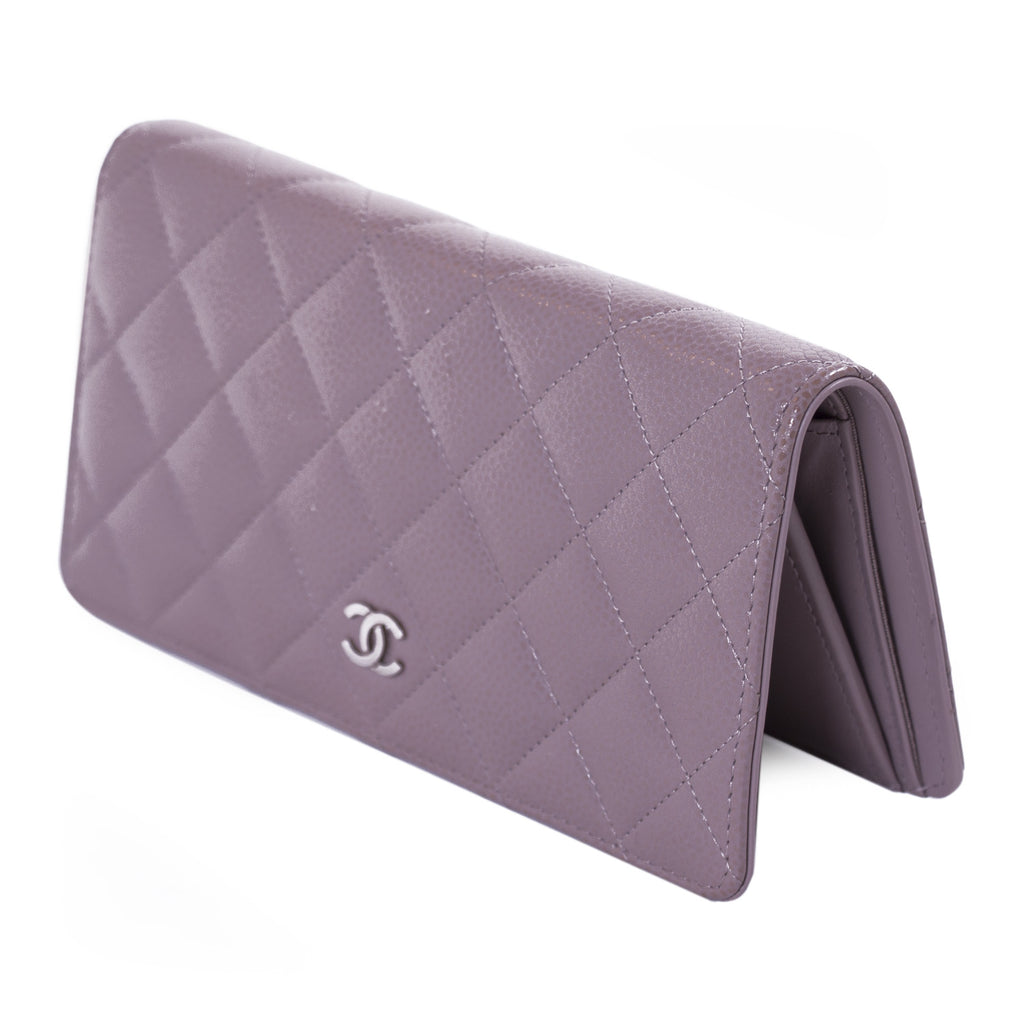 Chanel Quilted CC Long Flap Wallet Accessories Chanel - Shop authentic new pre-owned designer brands online at Re-Vogue
