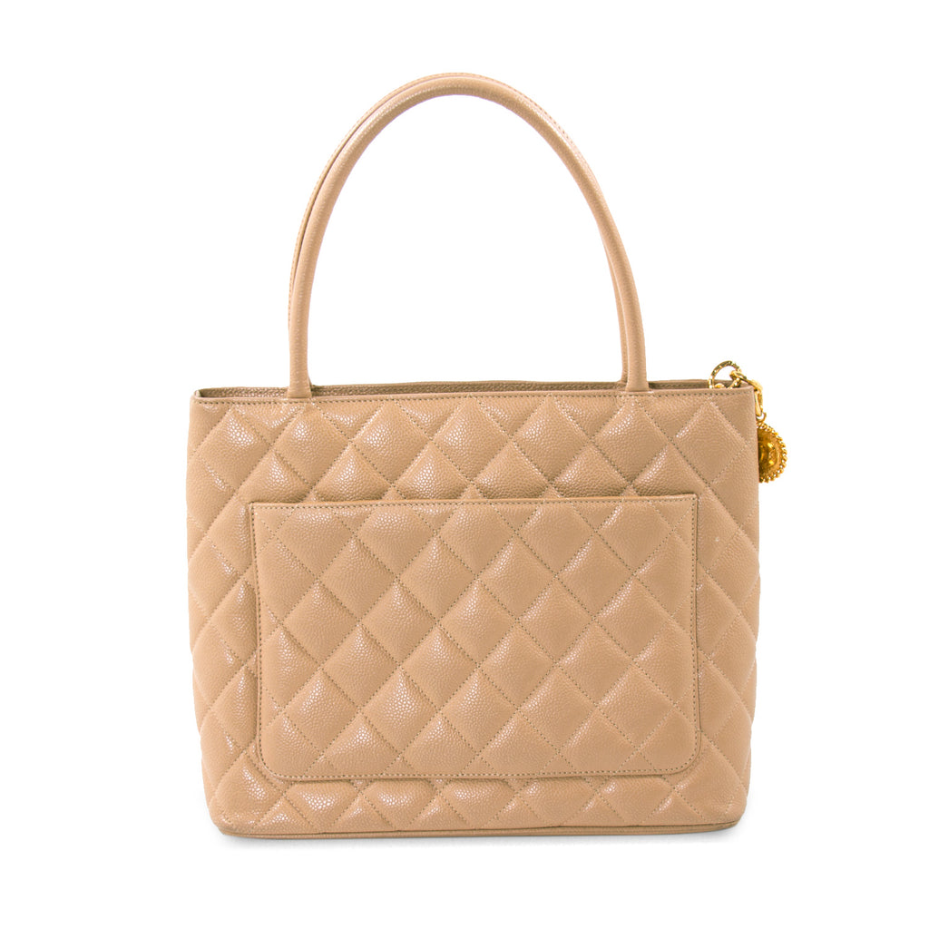 Chanel Medallion Tote Bag Bags Chanel - Shop authentic new pre-owned designer brands online at Re-Vogue