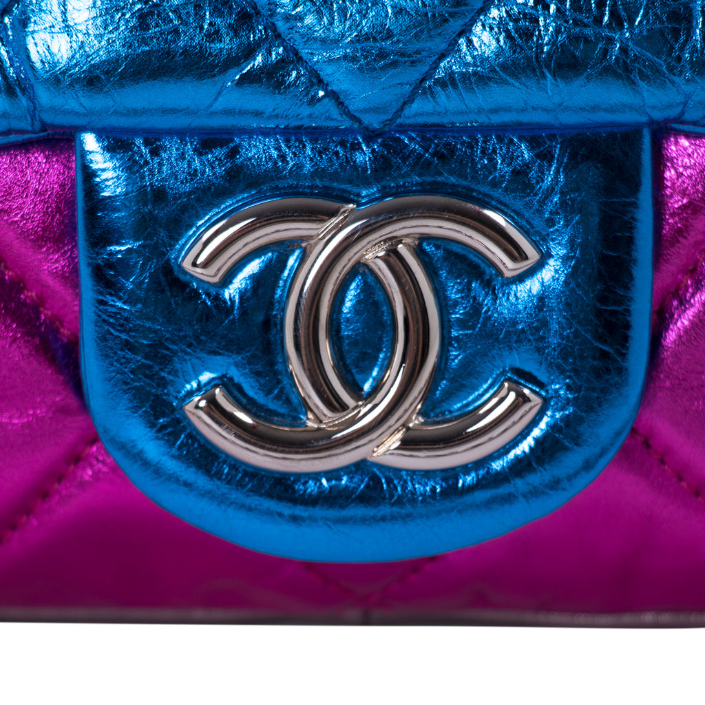 Chanel Glazed Multicolor Flap Bag Bags Chanel - Shop authentic new pre-owned designer brands online at Re-Vogue