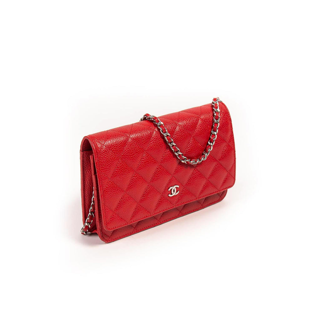 Chanel Caviar Wallet on Chain Bags Chanel - Shop authentic new pre-owned designer brands online at Re-Vogue