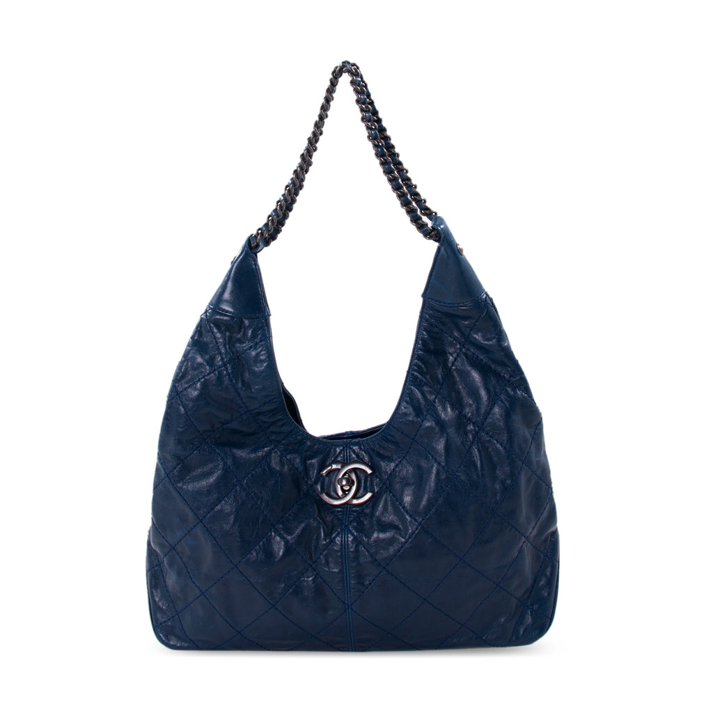 d092fcf90402 Shop authentic Chanel Paris-Dallas Coco Supple Hobo Bag at revogue ...