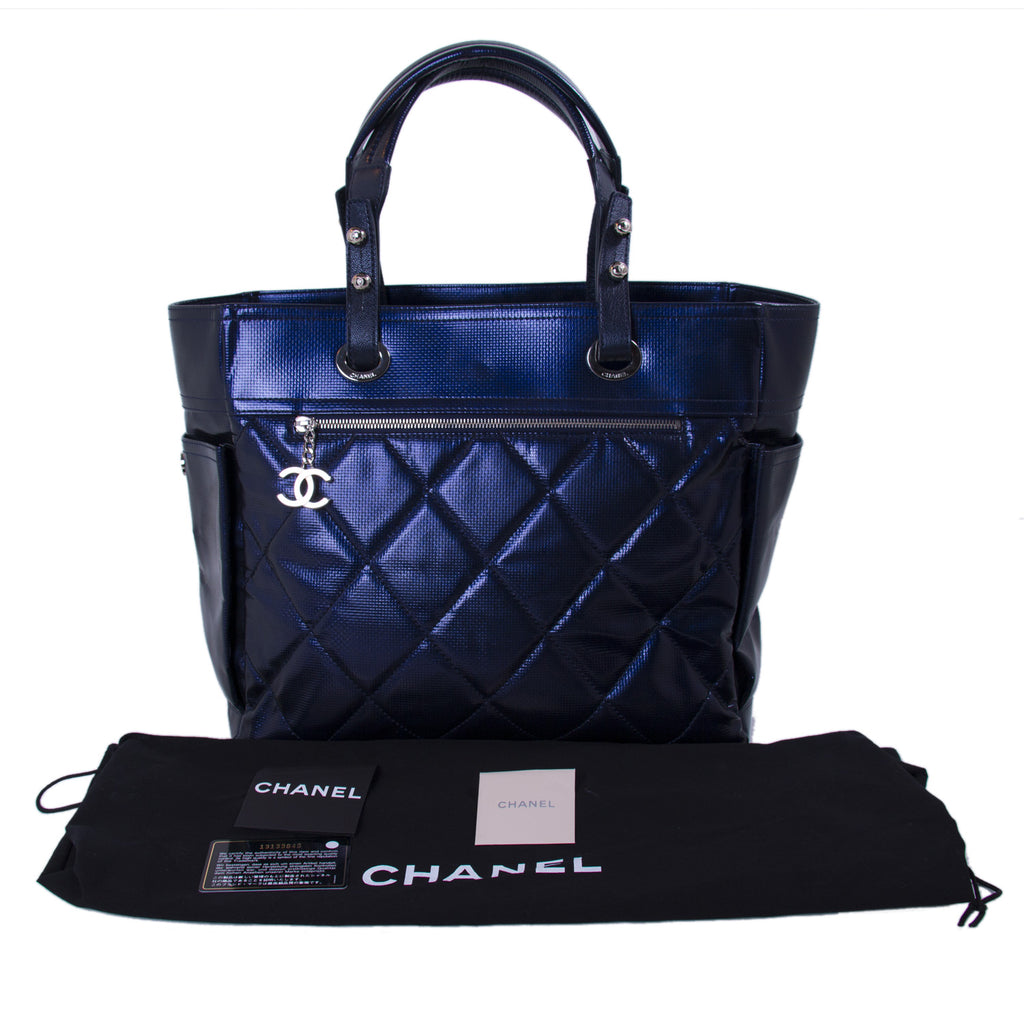 Chanel Large Paris-Biarritz Tote Bag Bags Chanel - Shop authentic new pre-owned designer brands online at Re-Vogue