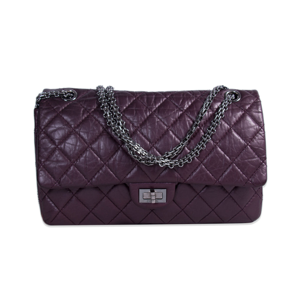 1b5cc6e6acb5 Shop authentic Chanel 2.55 Reissue 226 Flap Bag at revogue for just ...