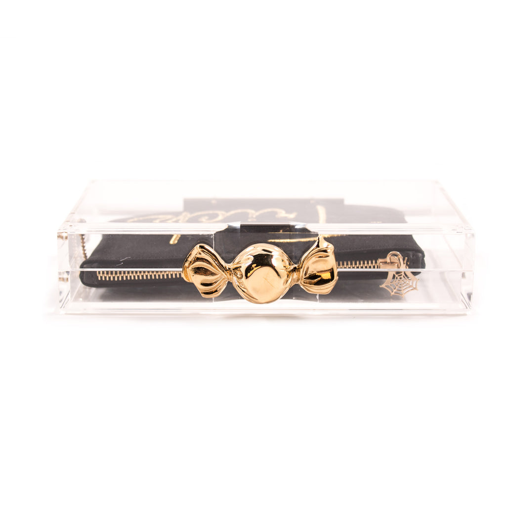 Charlotte Olympia Pandora Trick/Treat Clutch Bags Charlotte Olympia - Shop authentic new pre-owned designer brands online at Re-Vogue