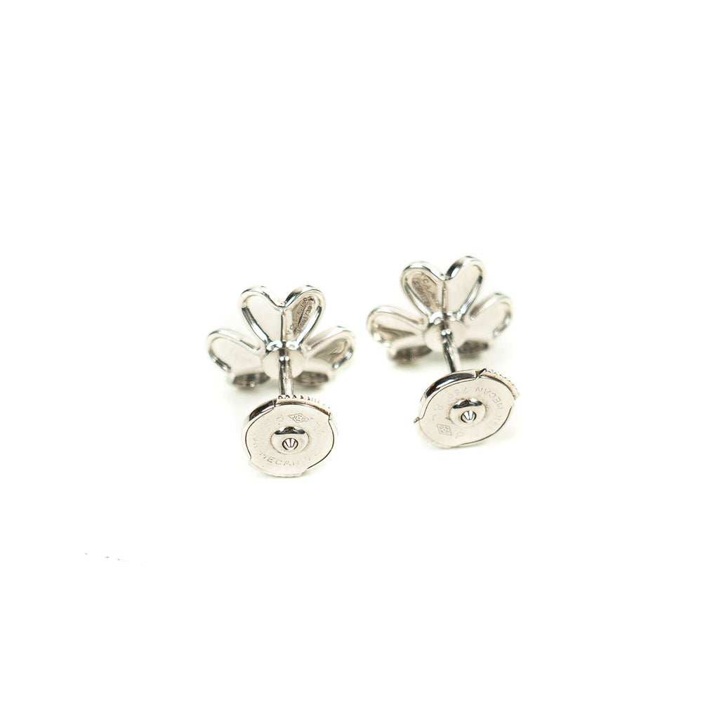Van Cleef & Arpels Frivole Diamond Earrings Accessories Van Cleef & Arpels - Shop authentic new pre-owned designer brands online at Re-Vogue