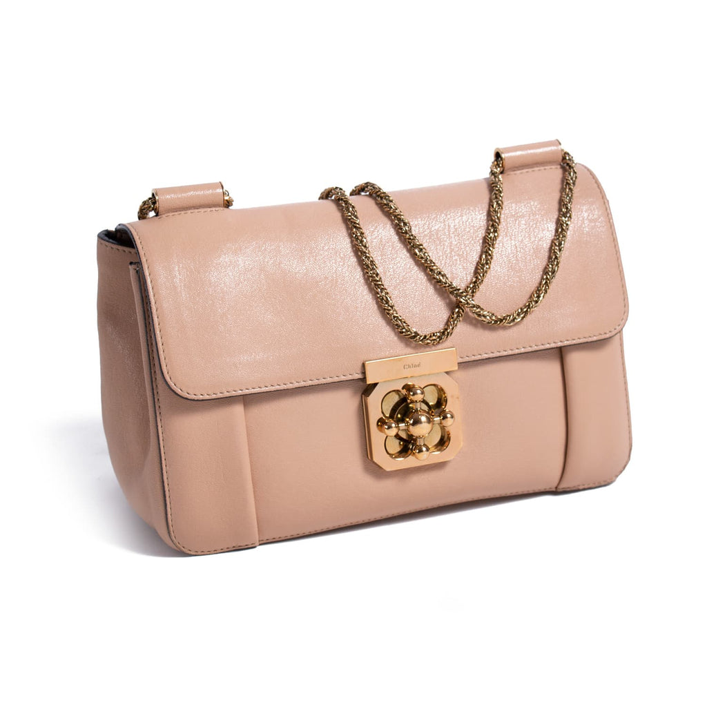 Chloé Elsie Large Shoulder Bag Bags Chloé - Shop authentic new pre-owned designer brands online at Re-Vogue