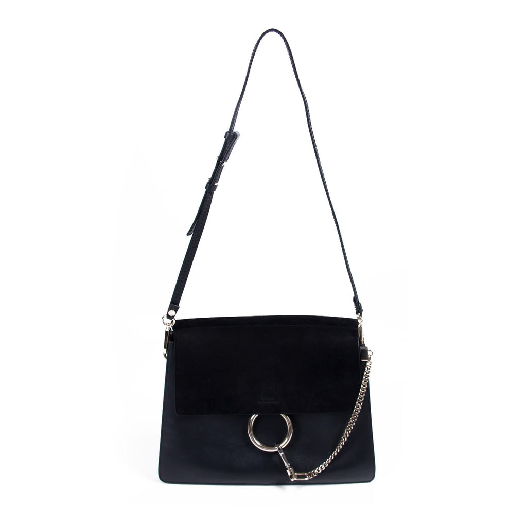 Chloé Medium Faye Bag Bags Chloé - Shop authentic new pre-owned designer brands online at Re-Vogue