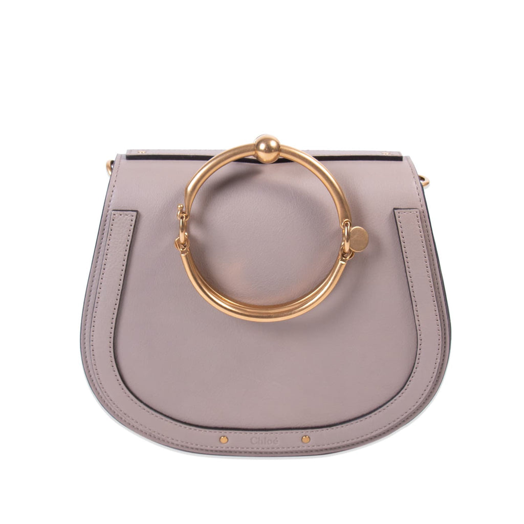 Chloé Medium Nile Bracelet Bag Bags Chloé - Shop authentic new pre-owned designer brands online at Re-Vogue