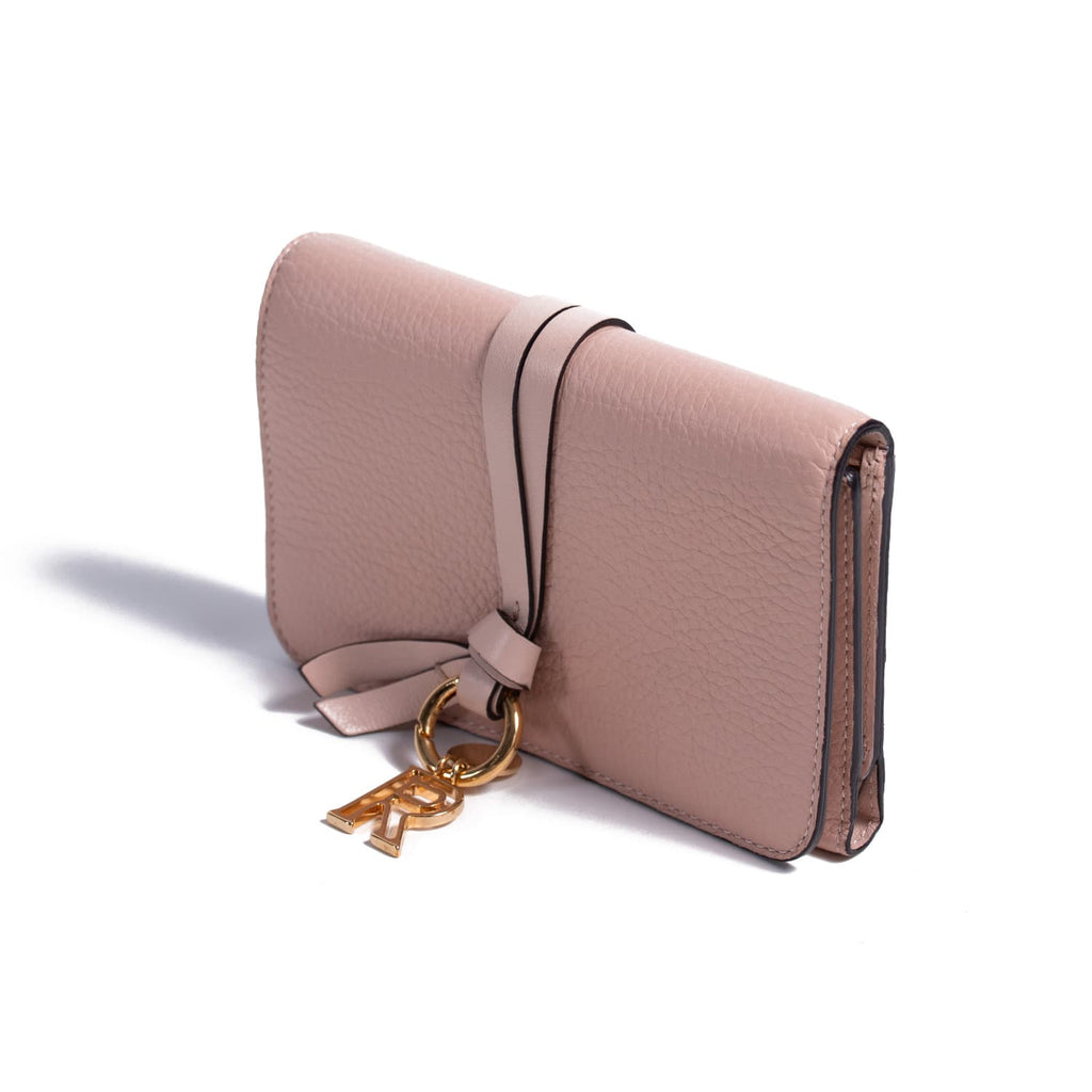 Chloé Alphabet Leather Wallet Accessories Chloé - Shop authentic new pre-owned designer brands online at Re-Vogue