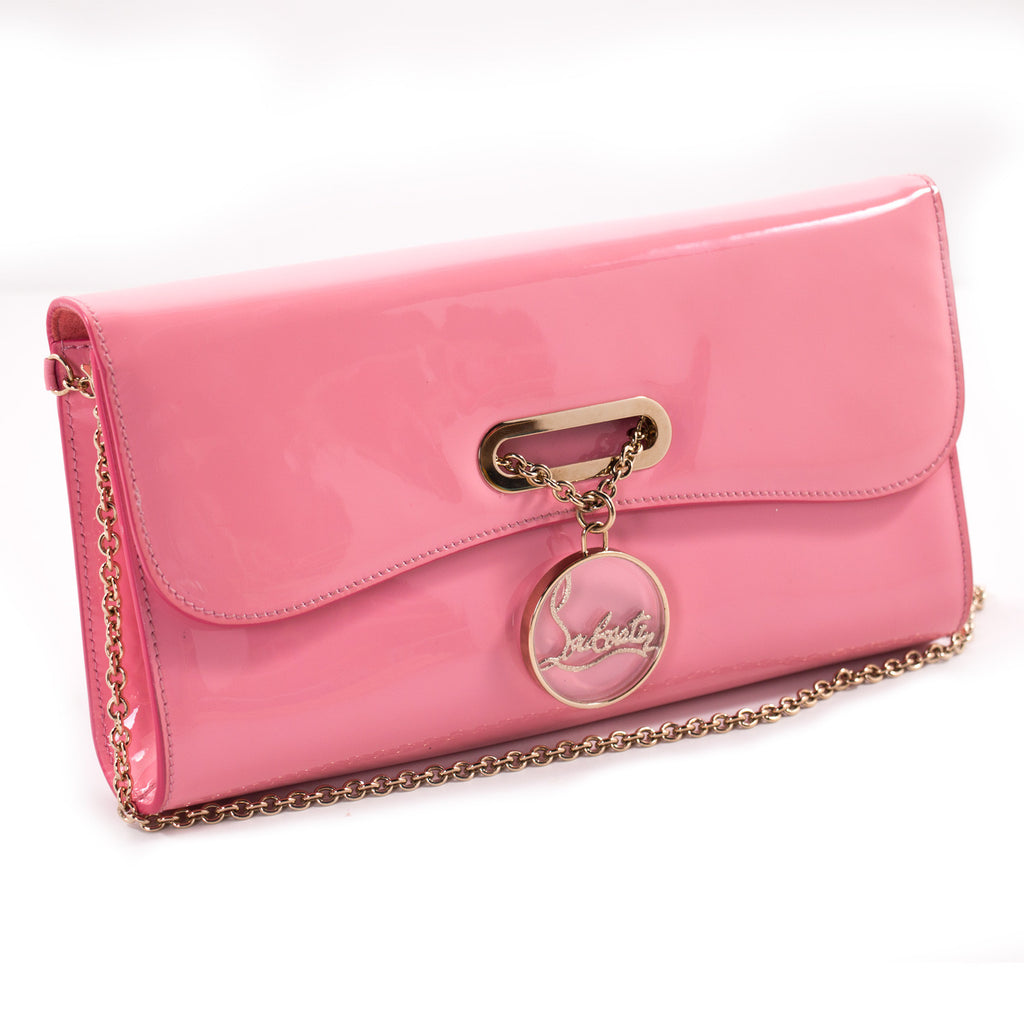 Christian Louboutin Riviera Clutch Bags Christian Louboutin - Shop authentic new pre-owned designer brands online at Re-Vogue