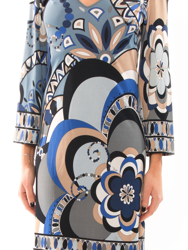 Emilio Pucci Silk Dress - revogue
