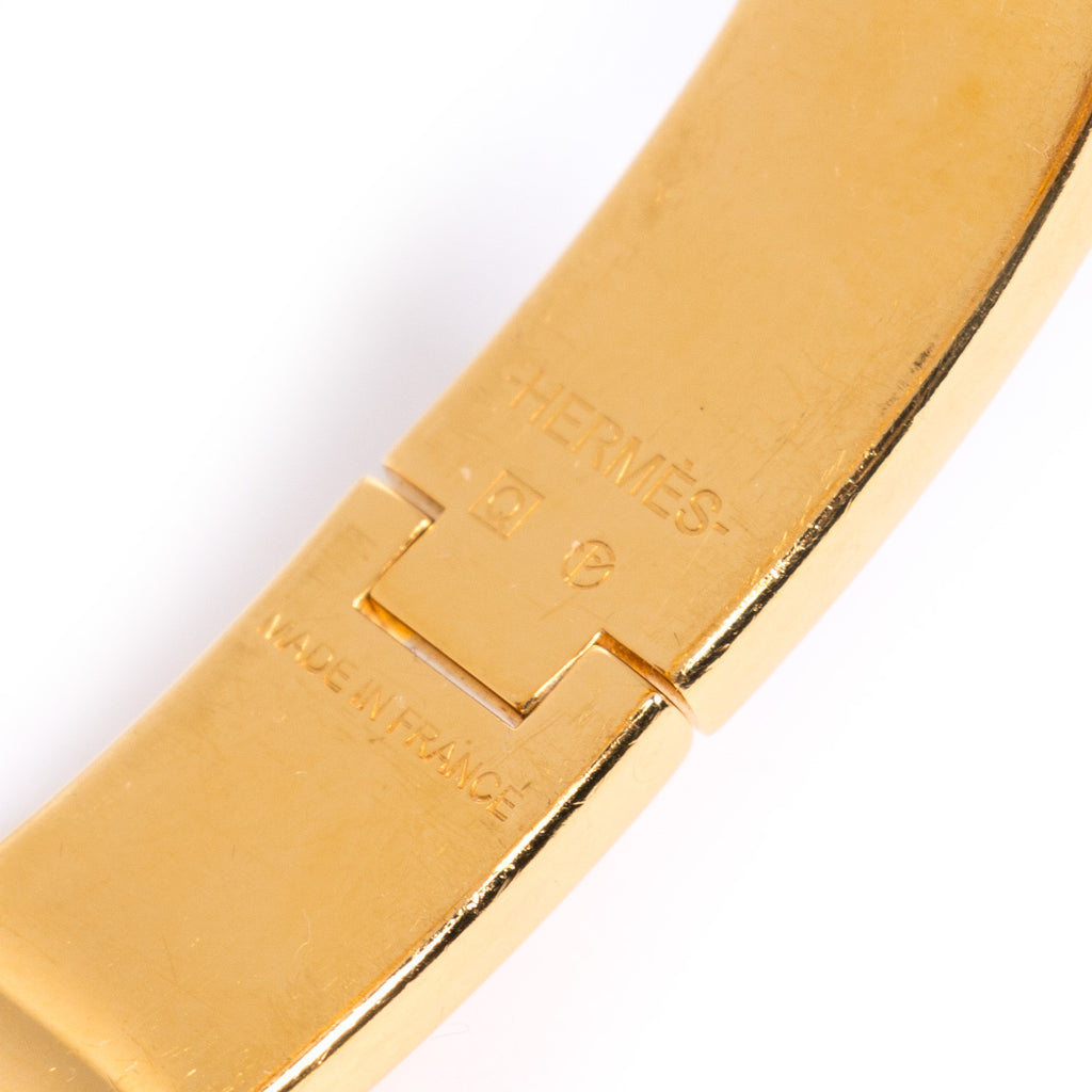 Hermes Clic H PM Bracelet Accessories Hermès - Shop authentic new pre-owned designer brands online at Re-Vogue