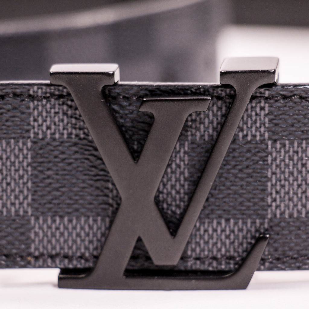 Louis Vuitton Initiales Belt -Shop pre-owned luxury designer brands on discount online at Re-Vogue