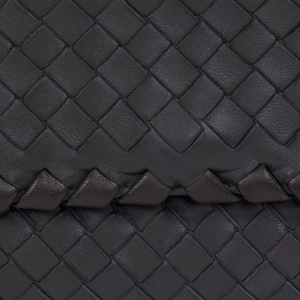 Bottega Veneta Olimpia Mini Intrecciato -Shop pre-owned luxury designer brands on discount online at Re-Vogue